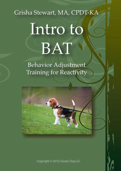 BAT for Fear and Aggression DVD